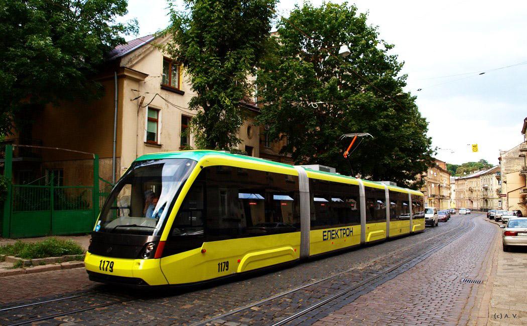 17-го листопада виїдуть на лінії cім нових трамваїв thumbnail